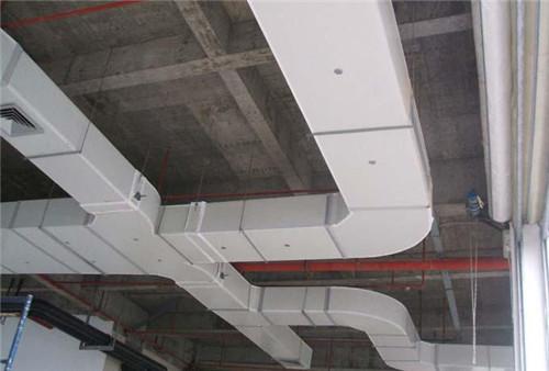 单面彩钢板酚醛复合风管