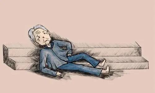 预防老年人跌倒的方式