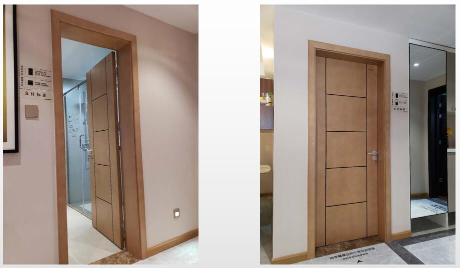 陕西木门装修-案例