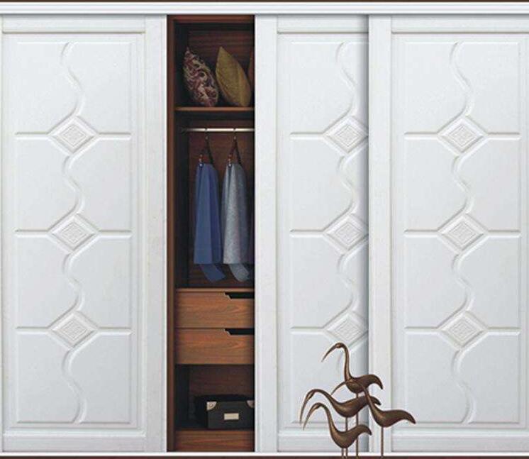 定制衣柜必知的黄金尺寸是什么?我们去看看