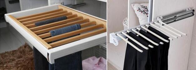 安装入墙式衣柜需要注意些什么?
