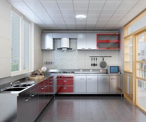 橱柜+家电≠整体厨房,下面对整体橱房详细介绍
