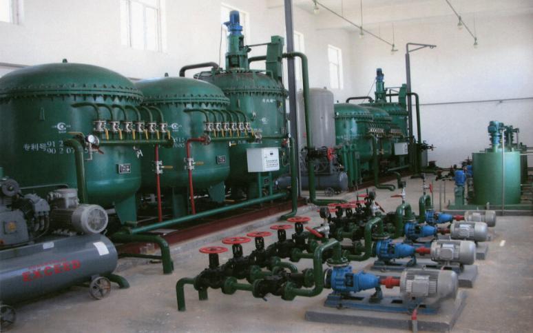 陕西精细水处理装置