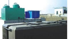 SFC一体化污水处理系统
