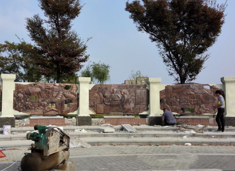 陕西锻铜雕塑厂家