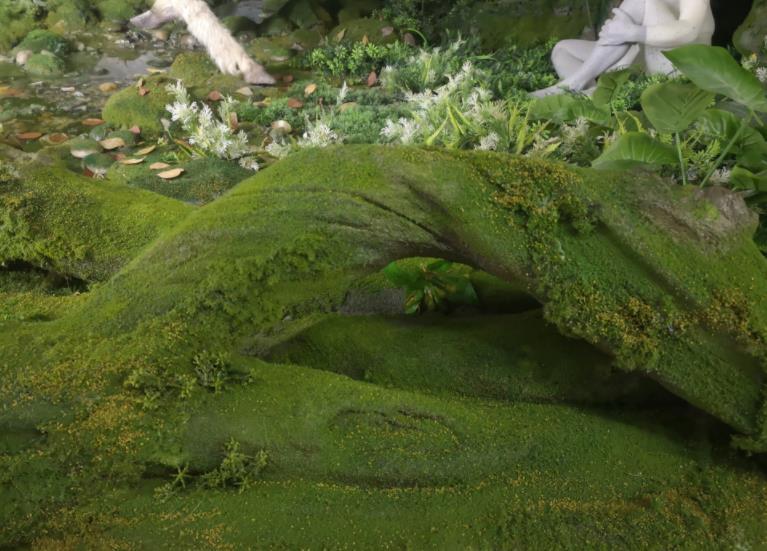 仿真动植物雕塑