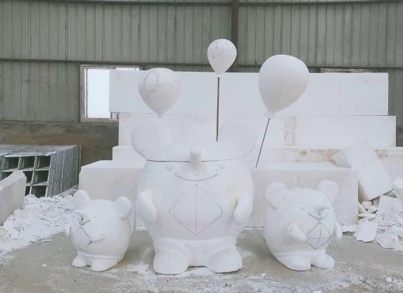 陕西泡沫雕塑定做