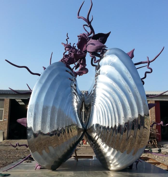 为什么陕西不锈钢雕塑能长久耐用