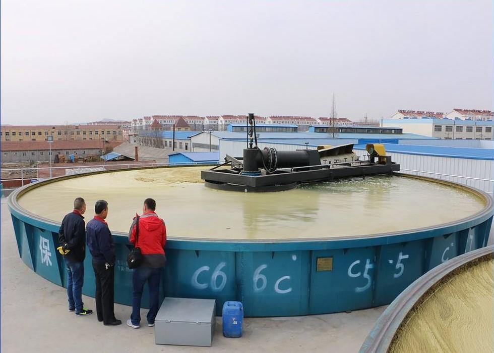 炼油厂废水处理