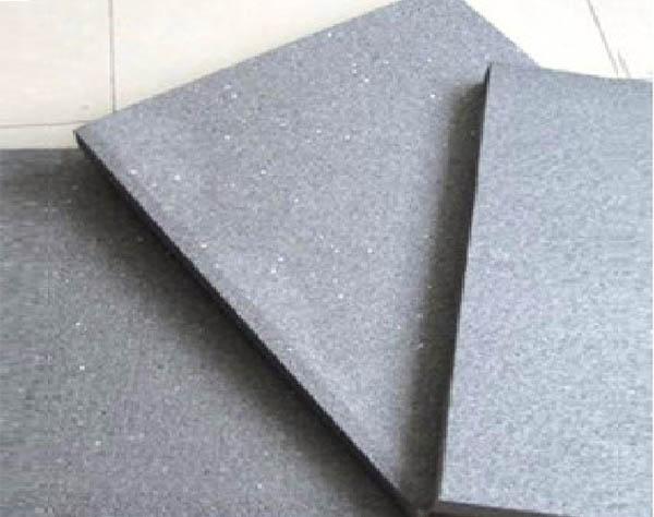 石墨聚苯板施工案例