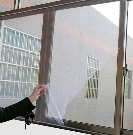 张家口折叠纱窗厂