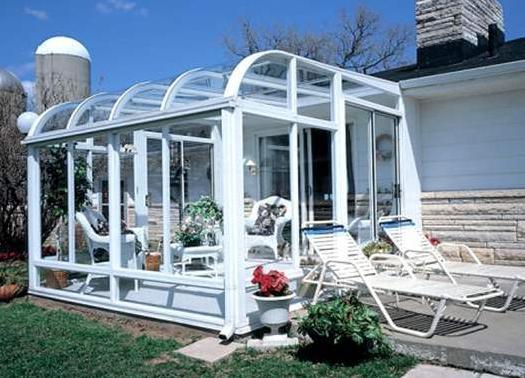 如何避免阳光房的掉漆和生锈?