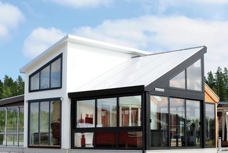 阳光房都有哪些结构,不同结构的特点都是什么?
