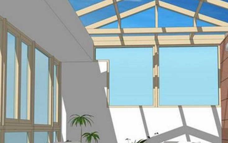 玻璃阳光房顶一般选择什么材料做好?阳光房屋顶玻璃材料多,选择时要多看!