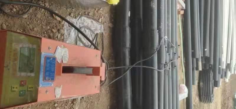 江苏自来水管网使用西安PE给水管!