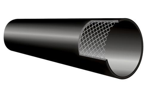 PE钢丝网骨架管可观的发展前景