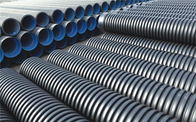 排水工程选择PE波纹管的原因有哪些
