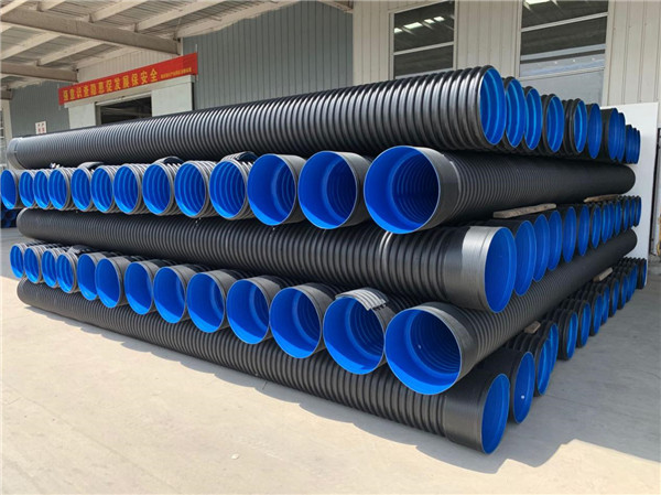 PE波纹管在排水系统当中具有哪些应用优势呢?