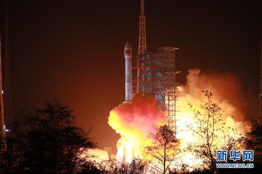 我国成功发射天通一号03星,中国航天发射迎来2021年开门红