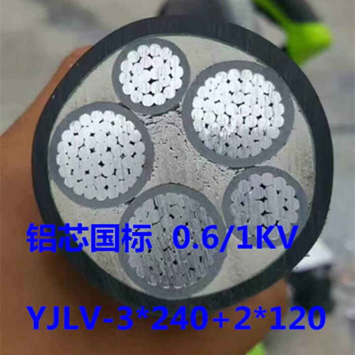 铝芯电缆市政工程应用案例