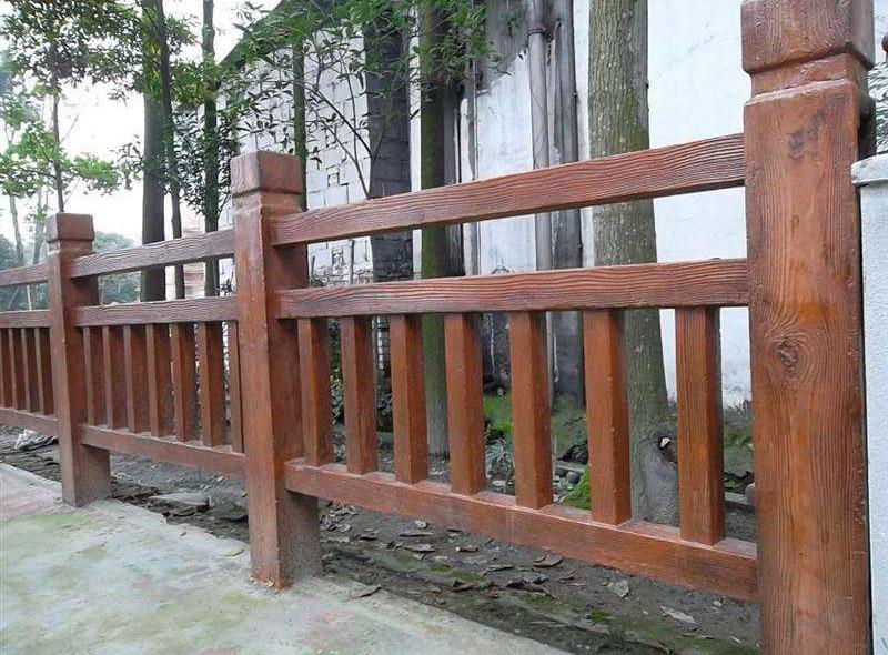 成都仿木栏杆