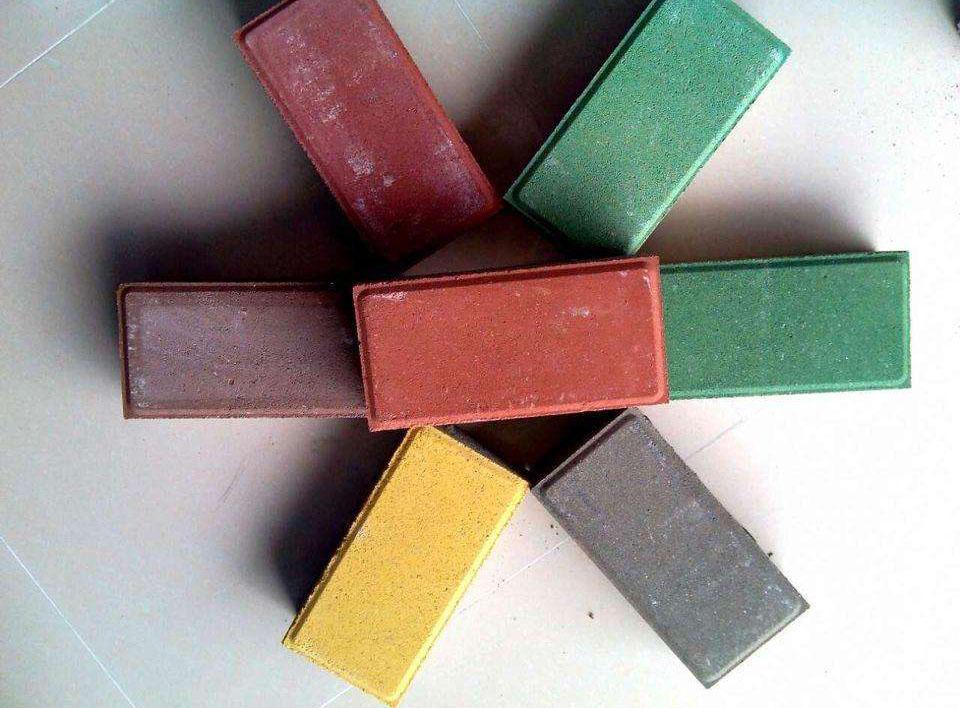 重点!崇州市阳光彩砖厂分享成都彩砖的时间到了