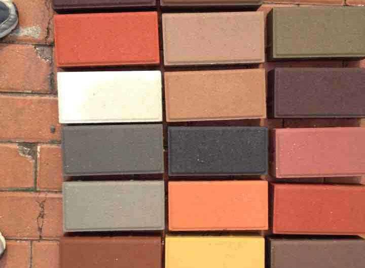 水泥制品厂家成都彩砖,制作工艺与原料解析!