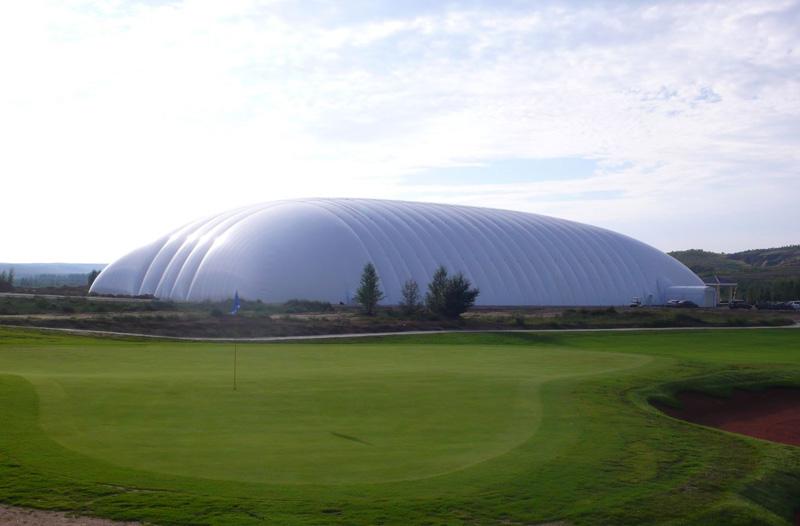 内蒙古鄂尔多斯市一通室内高尔夫练习场