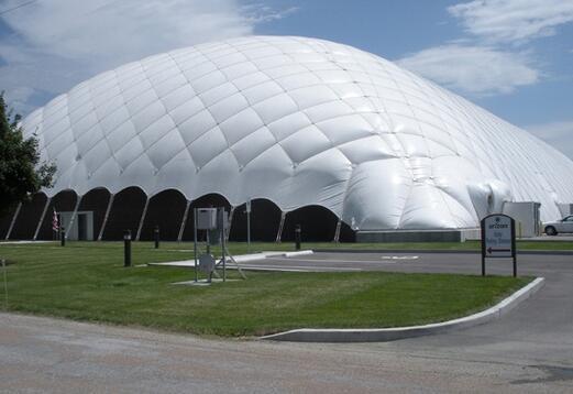 气膜建筑区别于传统建筑的特征有哪些