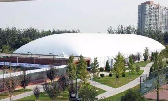 气膜结构的体育馆所具有的五大优势