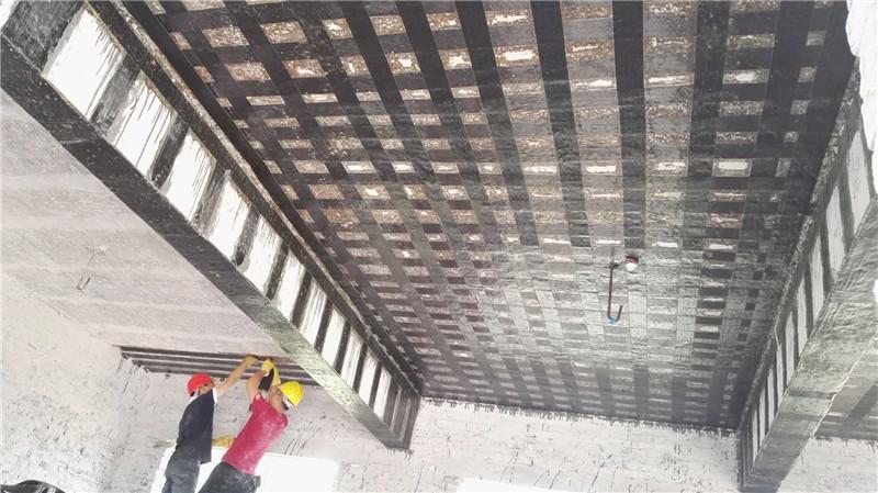 四川房屋结构加固项目展示