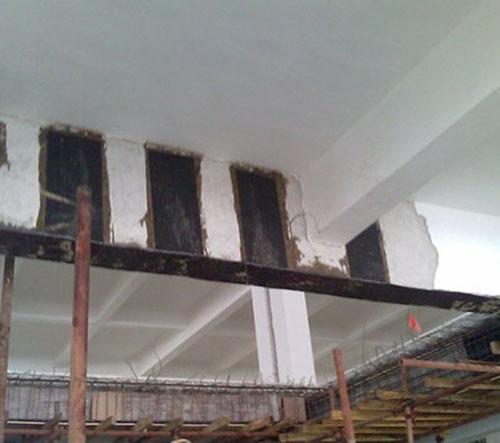 绵阳碳纤维加固施工