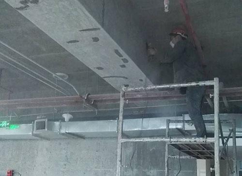 绵阳裂缝处理工程