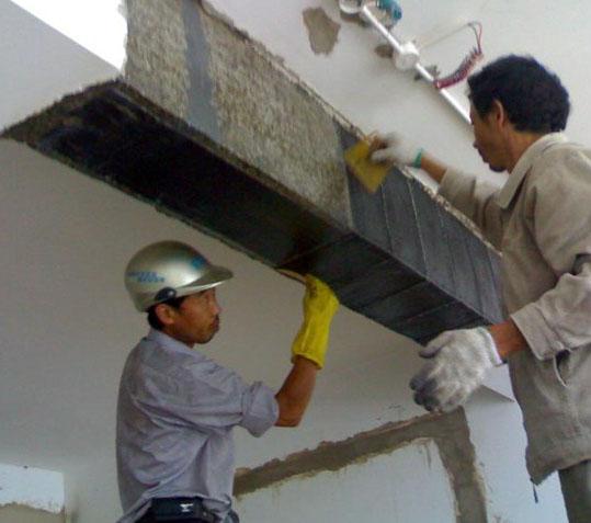 四川加固公司建筑加固具有的特点