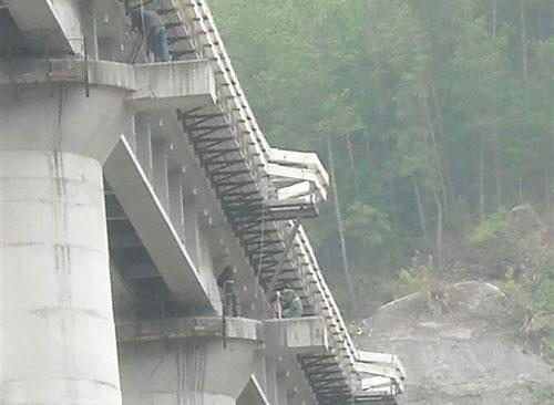固久建筑加固公司说说桥梁抗震基础加固的方法