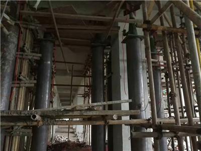 成都工地柱置换项目