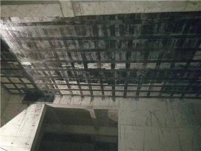 宜宾楼板裂缝维修加固项目