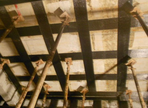 进行钢结构加固时使用四川碳纤维布加固可以吗?