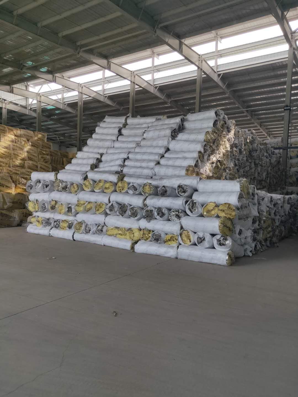 玻璃棉卷毡  宁夏玻璃棉制品