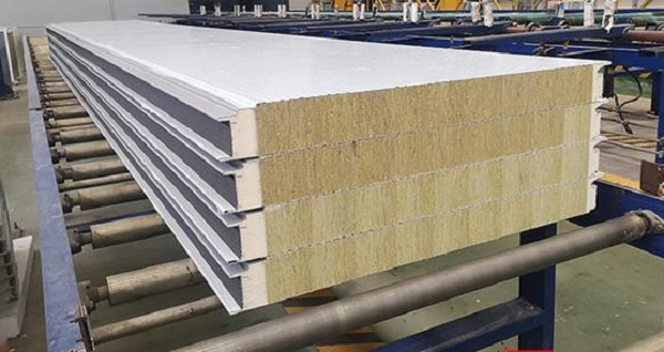 宁夏岩棉复合板