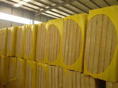 巖棉板生產