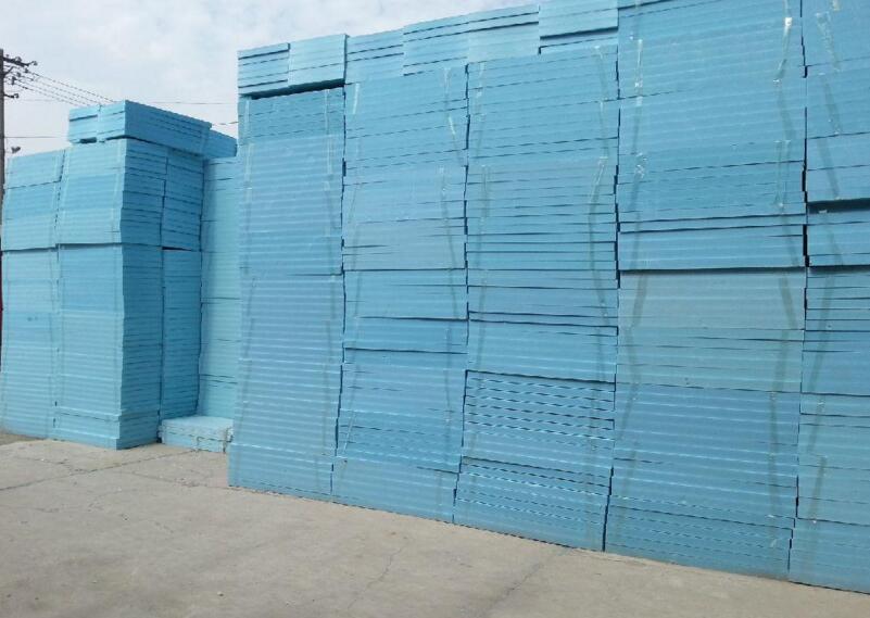 挤塑板生产