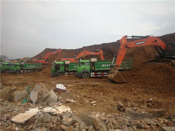 乌兰察布土石方工程施工