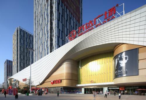 万达广场合作案例