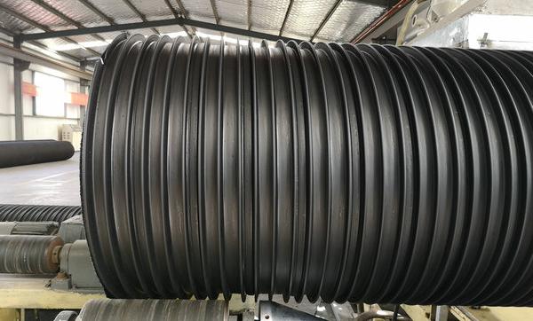 成都塑钢缠绕管