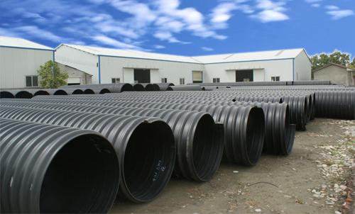 成都HPDE钢带波纹管生产