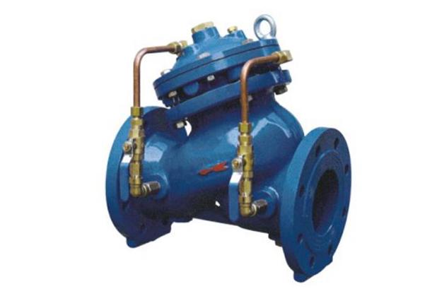 上海精嘉阀门(四川办事处)-多功能水泵控制阀