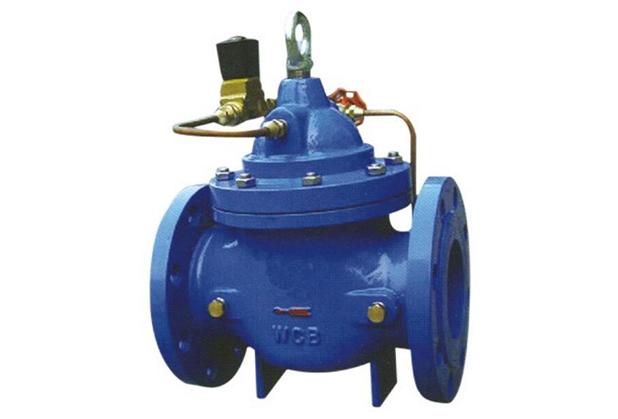 SJ600X水力电动控制阀