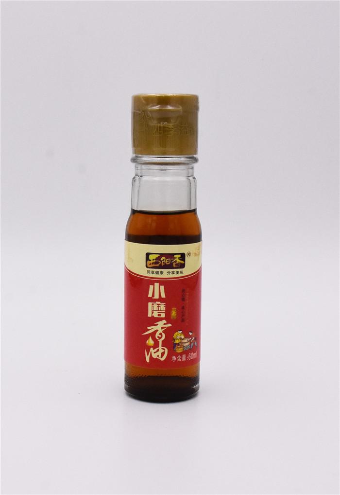 60纯小磨香油