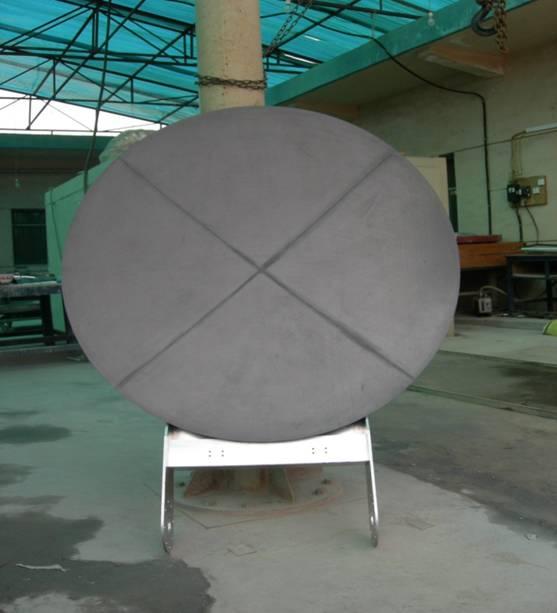 碳纤维天线反射面